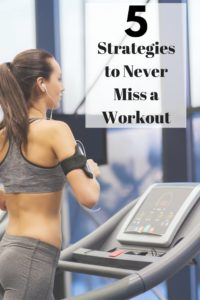 lady running on treadmill
