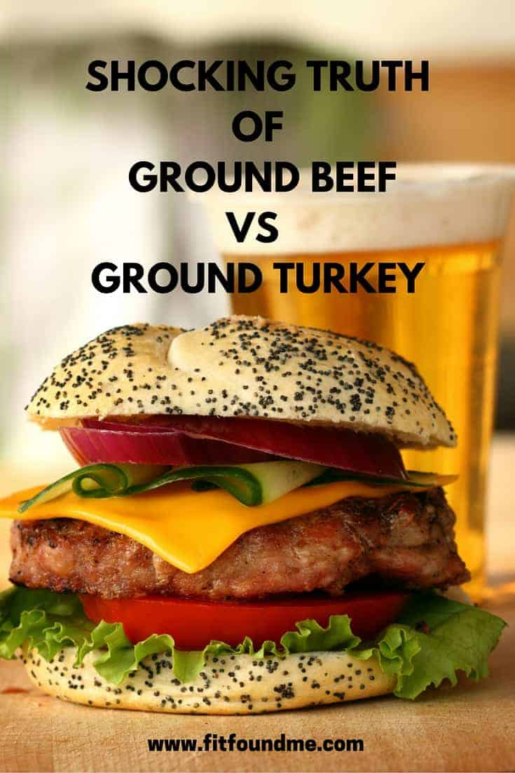 turkey ground beef