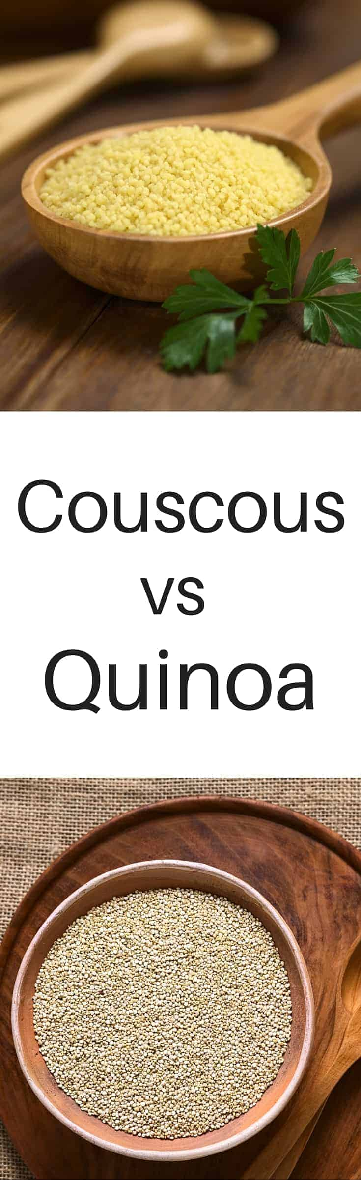 couscous and quinoa look similar but are there health benefits of couscous more than quinoa