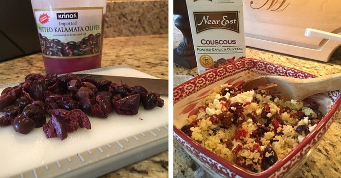 couscous vs quinoa