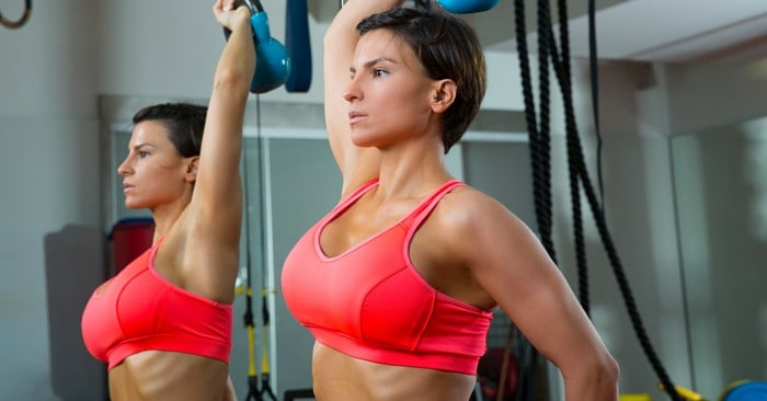 Why Lifting Weights is an Absolute Must for Women Over 40