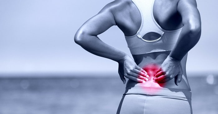 Lower Back Injury: How to Continue to Meet Weight Loss Goals for Women Over 40