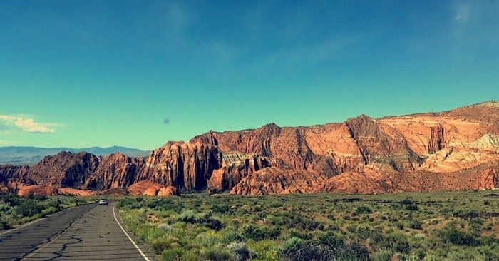 Snow Canyon Park