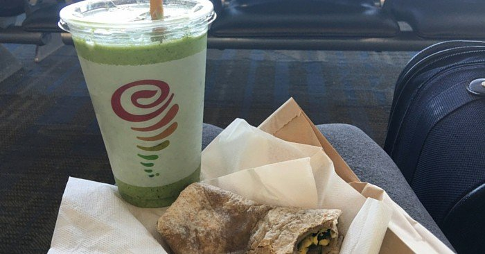 Jamba Juice's Amazing Greens Smoothie Recipe