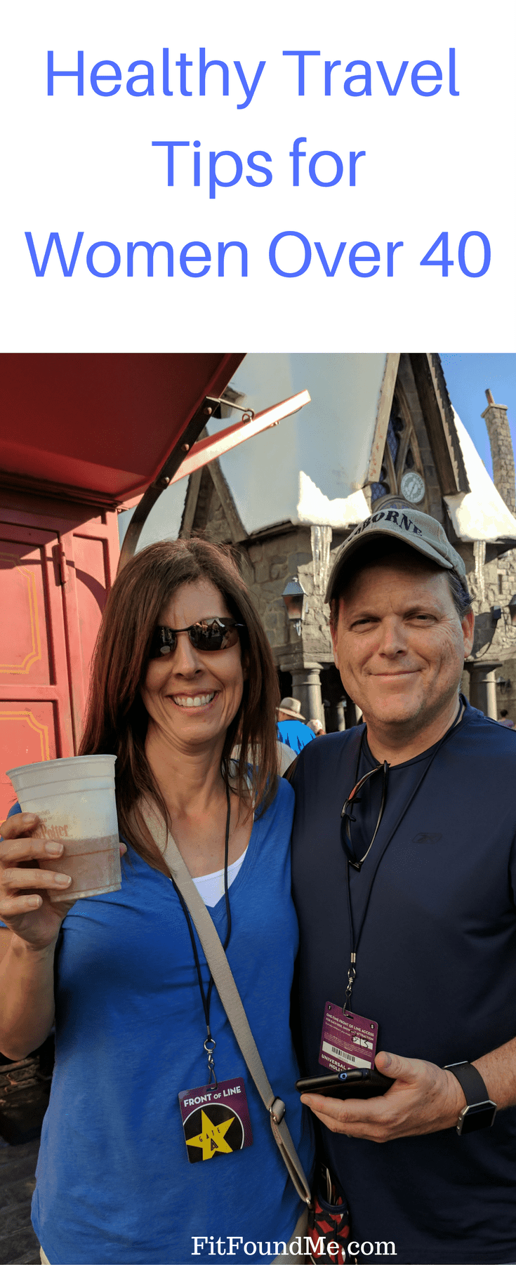 healthy travel tips for women over 40