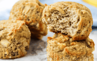 Apple Banana Muffins 21 Day Fix Approved