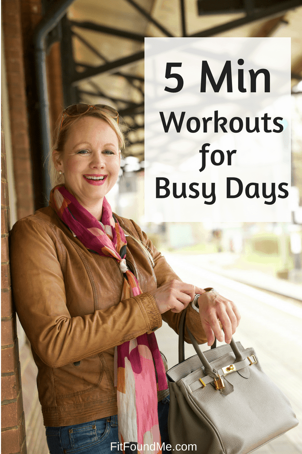 5 minute workouts for beginners