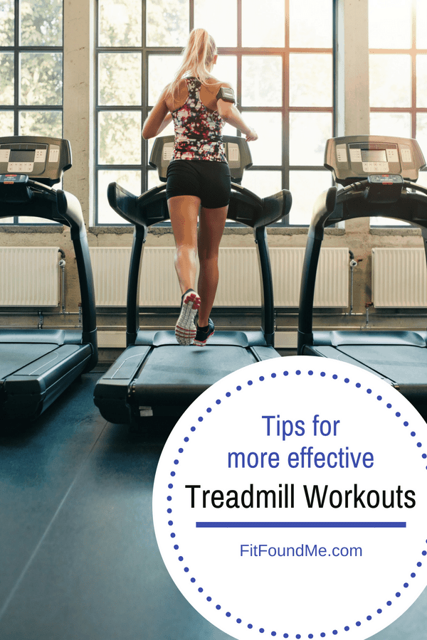 Effective treadmill workouts