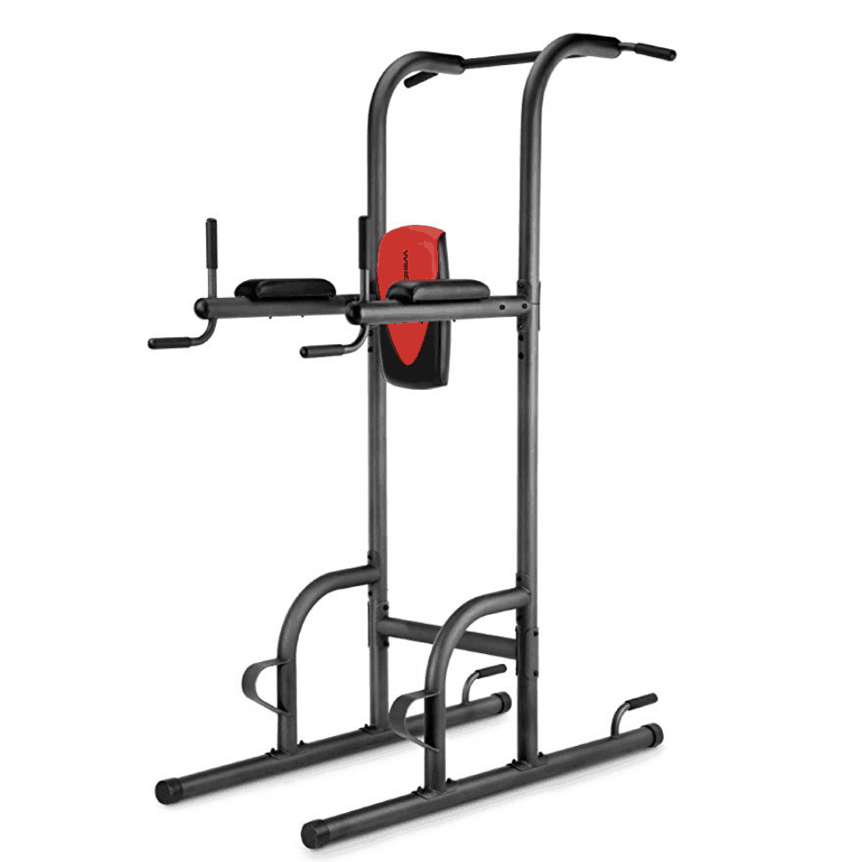 pull up bar station for some of the best home gym equipment