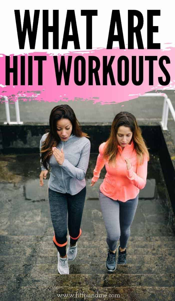 two ladies walking up stairs in workout gear